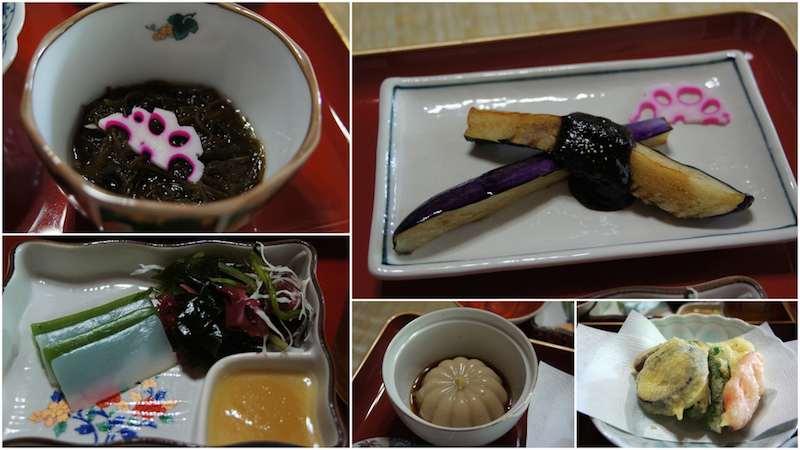Un exemple de cuisine zen