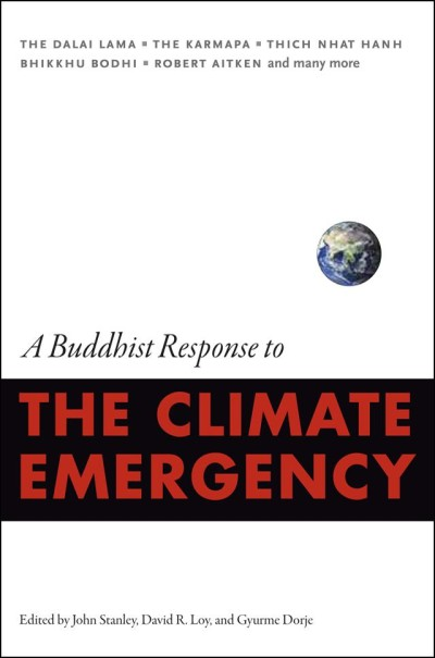 A buddhist Response to the Climate Emergency (titre)